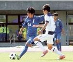 サッカー男子決勝は清水東―静学 静岡県高校総体