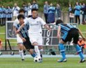 サッカー男子、日本文理が初優勝 新潟県高校総体