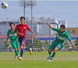 サッカー・一条、生駒下し優勝 三重県高校総体