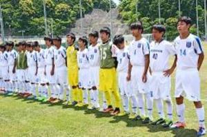サッカー男子、田辺惜しくも4位 和歌山県高校総体
