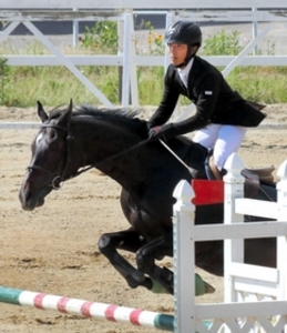 馬術 有田、馬の特性読み2位 近畿予選