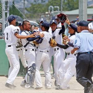 総体 長崎大会 ソフトボール男子 島原工が優勝