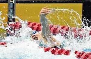 女子100自、笹原大会新で連覇 競泳関東高校栃木県予選
