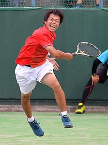 岩手がテニス男子連覇 東北高校選手権