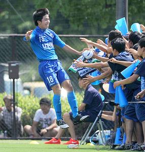 サッカー浦和西、30年ぶり全国へ 埼玉県総体