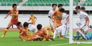 清水ユース引き分け サッカー高円宮杯U―18プレミアリーグ