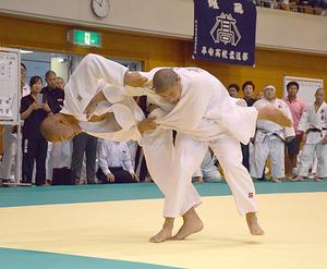 京都学園4連覇、柔道男子団体 インターハイ京都府予選