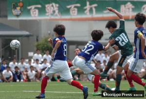 青森山田、首位浮上 サッカー高円宮杯U-18プレミアL