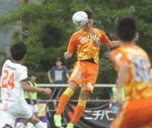 清水ユース、今季初黒星 サッカー高円宮杯U―18