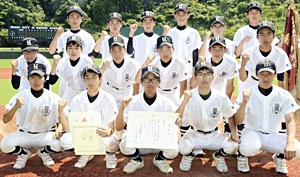 平工、7年連続28度目優勝 夏の高校軟式野球福島県大会