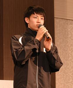 専大北上・吉田、高校代表に 卓球、2国際大会出場へ