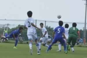 サッカー・プリンスリーグ、徳島ユースが6連勝で首位守る