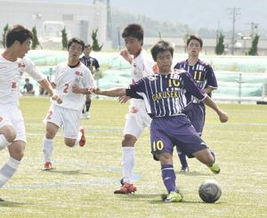 尚志セカンドがF1・堅首 Fリーグ、学法石川は無敗を守る