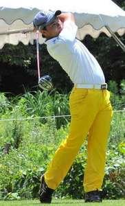 吉田が逆転初V、女子は小倉 中国ジュニアゴルフ