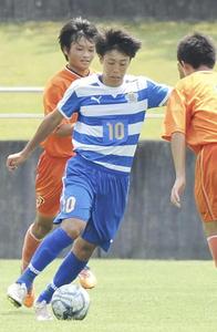 磐城、郡山とドロー  U-18サッカーF1、F2第13節