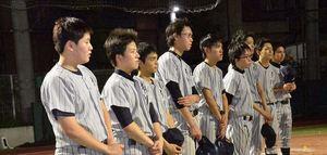 軟式野球 定時制ナインの夏 市立川崎、多忙な日々乗り越え
