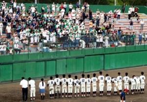 軟式野球 篠山鳳鳴敗退も「全員野球」体現
