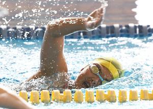 滋賀の18歳2選手、世界挑戦 パラ水泳