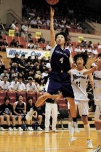 「攻撃的守備」貫く 女子・須磨学園 バスケ兵庫県予選