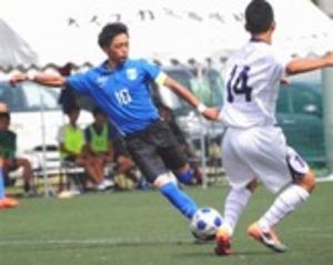 オイスカなど3回戦へ 高校サッカー選手権静岡県大会