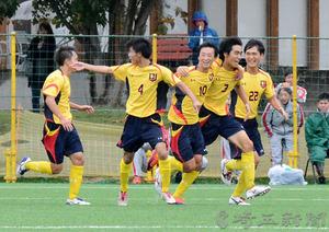 サッカー 慶応志木が2年ぶり16強 正智は好発進