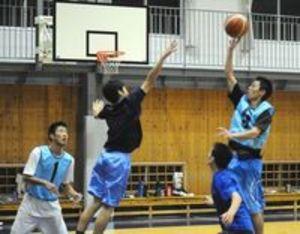 バスケ 全国高校選手権徳島大会 21日開幕