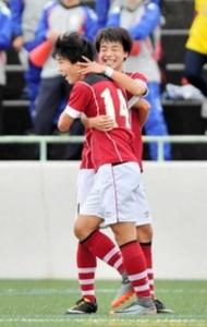 三田学園、勝負に徹し完勝 県高校サッカー