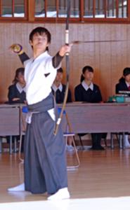 【男子】西の京【女子】五條が優勝 - 全国高校選抜県予選 弓道