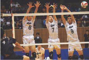 バレー 静岡大会 男子は静清V2 女子の富士見は5連覇