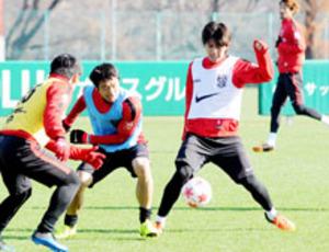 J1浦和、難敵打破へ準備着々 天皇杯サッカー神戸戦