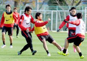 J1浦和、9大会ぶり4強へ 26日天皇杯サッカー神戸戦