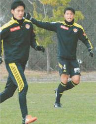 蜂須賀・藤村、活躍の好機 J1仙台、天皇杯サッカー