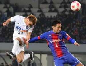 J1広島、逆転勝ちで4強進出 天皇杯サッカー