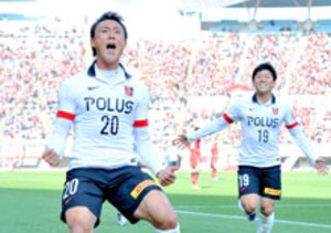 J1浦和、天皇杯サッカー9大会ぶり4強 神戸に3―0