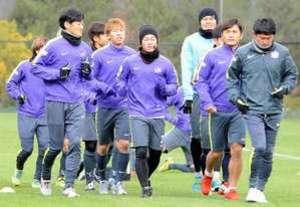 J1広島強者の証し、敵は疲労 天皇杯サッカー準決勝