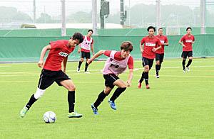 いわきFC、3日に初戦 天皇杯サッカー福島県大会