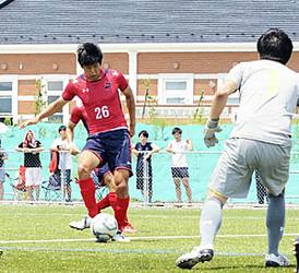 「いわきFC」が7発快勝、3回戦に駒進める 天皇杯福島県予選