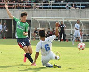 J3鳥取、天皇杯サッカー出場 7得点、元気SC圧倒