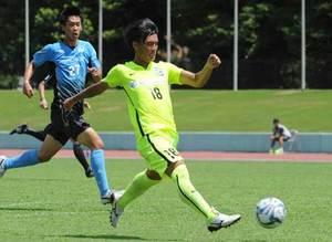 MIOびわこ滋賀、天皇杯へ サッカー滋賀県選手権V