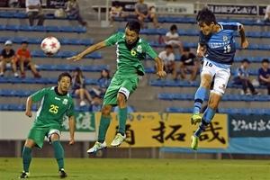 J1磐田、岐阜セカンドに圧勝 サッカー天皇杯1回戦