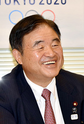 遠藤氏「金」量産へ指導強化 自民の五輪・パラ実施本部長に就任
