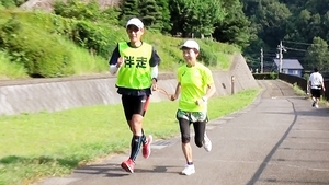 西島美保子、リオ駆ける パラ陸上日本最年長61歳