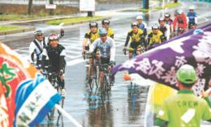 自転車ツール・ド・東北 未来へ被災地と共に進む