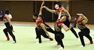 OKB体操クが初代王者 新体操全日本クラブ選手権シニア