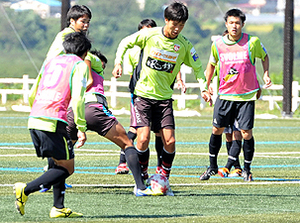 J3盛岡、22日サッカー天皇杯3回戦
