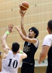 日本代表の西川に期待 レバンガ北海道は24日にBリーグ初戦