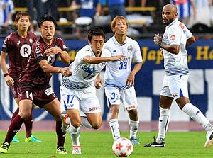 J2山形、J1神戸にPK戦負け サッカー天皇杯