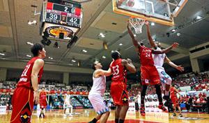 京都開幕戦飾れず、滋賀も プロバスケBリーグ