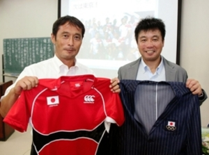 7人ラグビー日本代表HC 五輪大金星の裏側語る