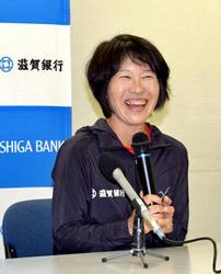 「世界最高峰に身震い」リオパラマラソン近藤選手、大津で報告会